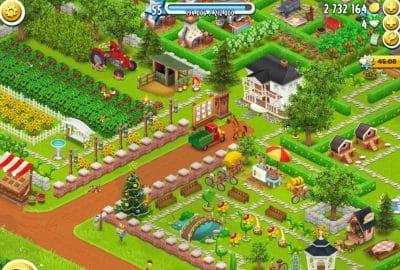รีวิวเกมส์Hay day เกมส์ฟาร์ม ปลูกผักเลี้ยงสัตว์